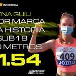 Mejor Marca Española de la historia sub18